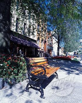 Broadway, Saratoga Springs, New York