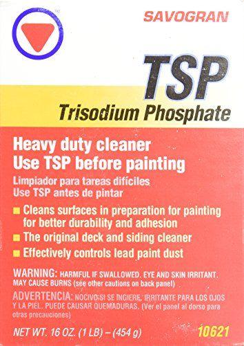 Savogran 10621 Trisodium Phosphate (TSP) 1LB (16oz) Savogran http://www.amazon.com/dp/B0001GOGQW/ref=cm_sw_r_pi_dp_78Cawb0S951PM