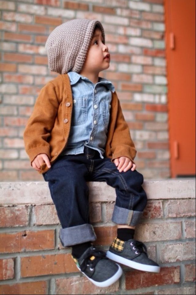 My future son: Hats, Boys Fashion, Little Boys Style, Boys Outfits, Baby Style, Baby Boys, Hipster Baby, Kid, Man Style