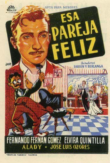 Esa pareja feliz (1953) de Juan Antonio Bardem - tt0045735