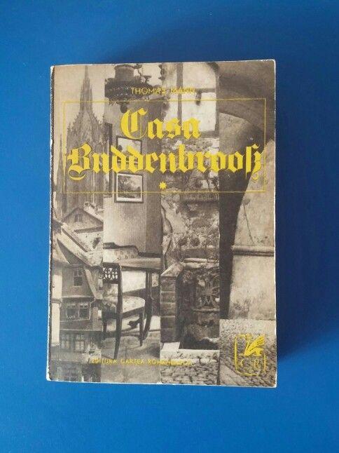 5/111; 14 octombrie; Buddenbrooks- Thomas Mann