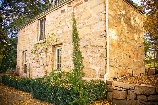 Cottage at Black Springs Bakery in Beechworth