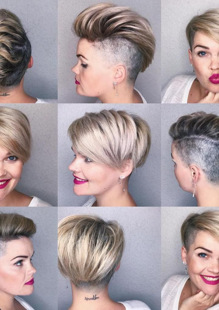Latest Hairstyles And Haircuts For Women In 2018 The Right Hairstyles Short Hair Styles Easy Short Hair Styles Hair Styles