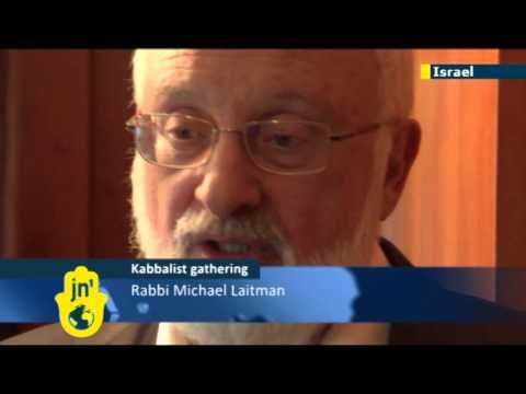 Rabbi Michael Laitman on Kabbalah: Interview with leading Kabbalist at W...
