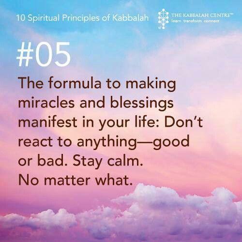 #5 Kabbalah