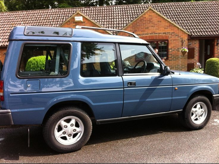 1994 LAND ROVER DISCOVERY for sale UK in 2020