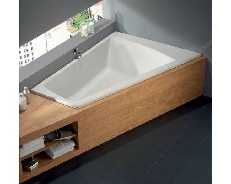 Badewanne mit duschzone 180  Die besten 25+ Raumsparwanne Ideen auf Pinterest | Heizung sanitär ...