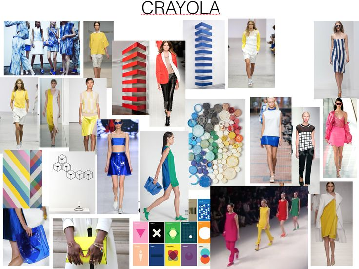 SS15 colour and mood trend concept