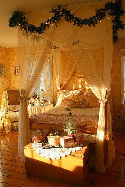 ❥ beautiful bedroom