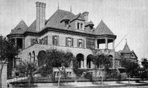2424 Ave J George Sealy Home Galveston, Texas 1894