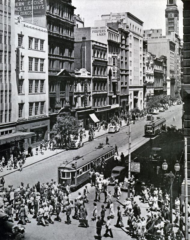 Collins Street, Collector's Melbourne - Page 3 - SkyscraperCity