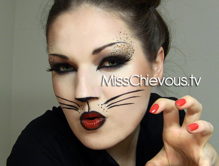 48 best Lion Witch Wardrobe Animal Makeup images on Pinterest ...