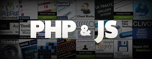 Beda JavaScript dan PHP