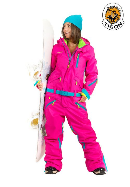 3fc05453739f Women all in one ski suit 1702