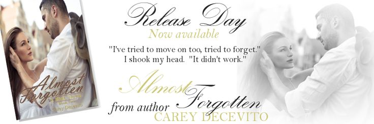 Almost Forgotten Is Out!