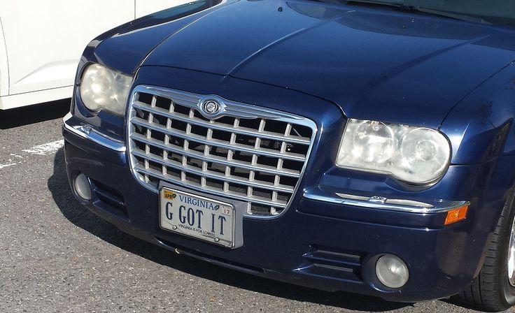 G GOT IT (not my car)