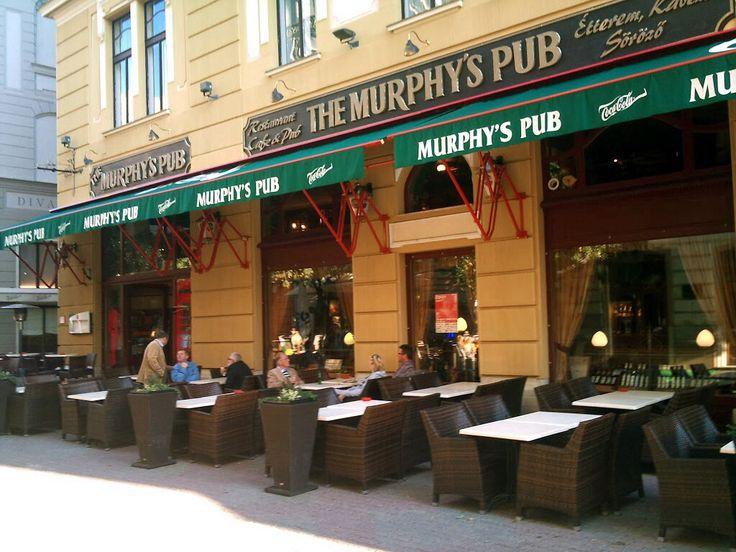 Murphy's Pub, Pecs, Hungary