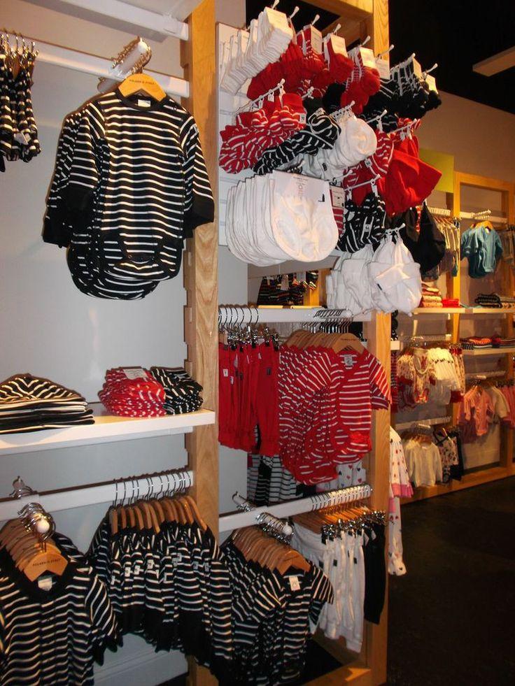 Best Basics! Stripes! http://www.polarnopyretusa.com