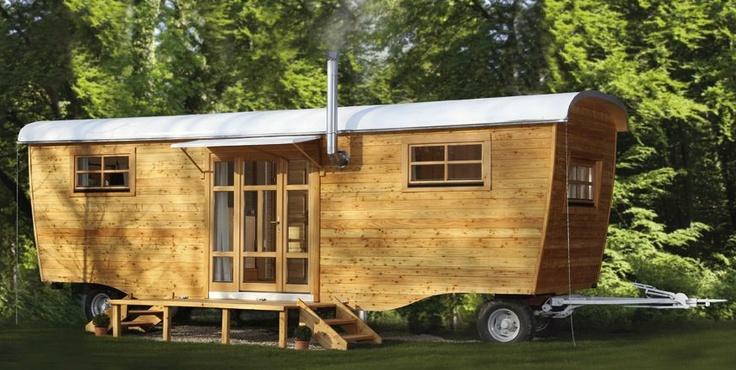 tiny wohnen im zirkuswagen wohlwagen wohnwagen haus wohlwagen und kleines. Black Bedroom Furniture Sets. Home Design Ideas