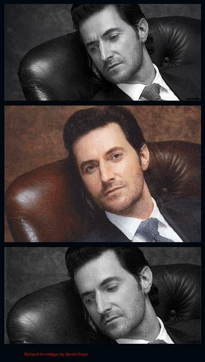 (1) Richard Armitage