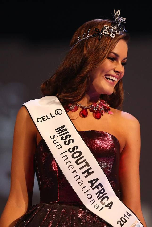 Dreams do come true... Just ask Rolene Strauss!!! #MissSA2014 #CellC