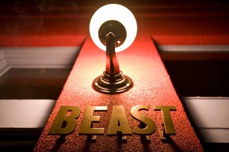 Beast  Fabulous restaurant in Portland.  Ne30th