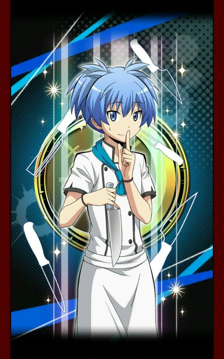 Modular Classroom Meaning ~ Nagisa shiota chief i mean he is a great cook so gues