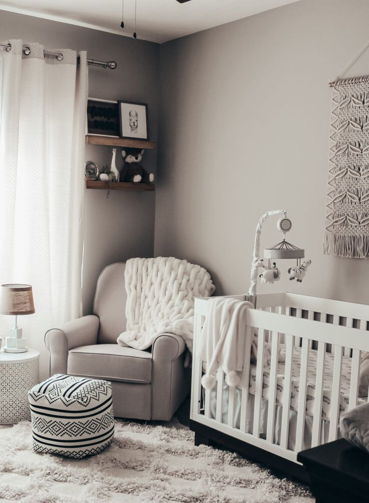 How to Create a Neutral Style Nursery with Buy Buy Baby - Chic and