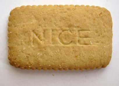 The Foods of England - Nice Biscuits ---INFO---