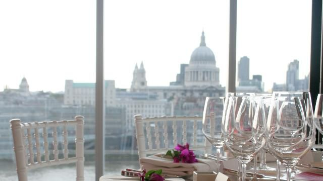 Tate Modern Restaurant - a wonderful dinner here last week, great table, and of course, the incredible views. We have eaten here so often but the views always blow me away time after time. Such a great restoration of the building.
