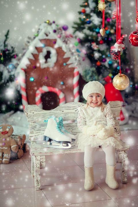 «Baby Smile»—детская фотостудия