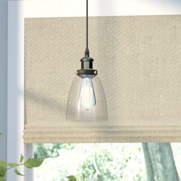 Laurel Foundry Modern Farmhouse Bouvet 1-Light Mini Pendant & Reviews | Wayfair