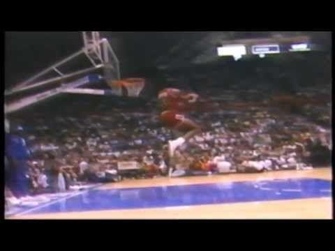 Michael Jordan - 1987 NBA Slam Dunk Contest (Champion)