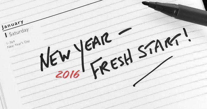 9 Langkah mewujudkan Resolusi Tahun Baru 2016