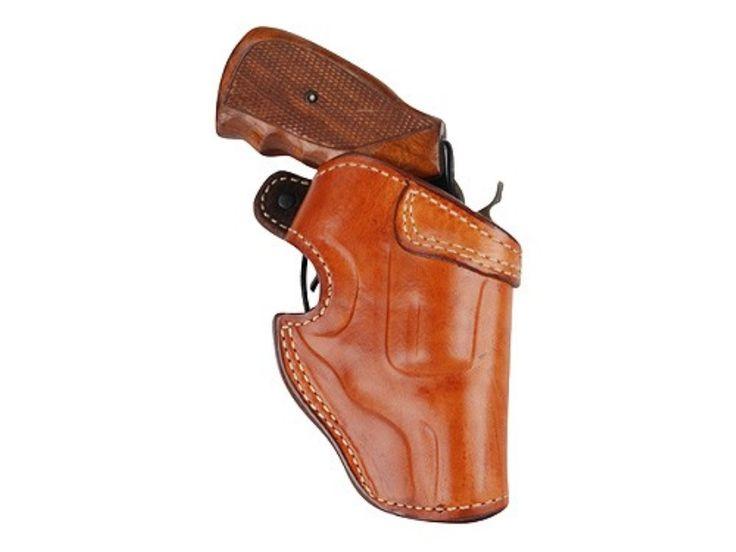 Ruger SP101 Holster | Ross Leather Field Belt Holster Right Hand Ruger SP101 Hammerless 3 ...