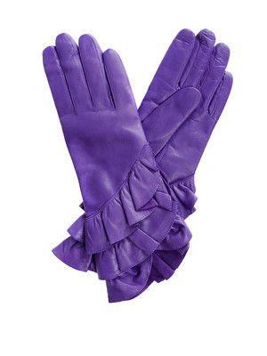 Frivolous Fabulous - Purple Ruffles Frivolous Fabulous Sweet