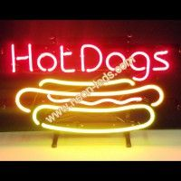 Hot Dogs Neon Sing, Online Shopping with 2 years of quality warranty, 100% undamaged guaranteed.
