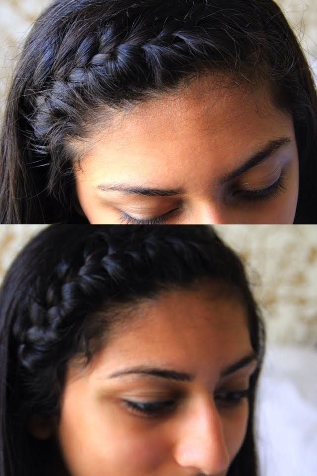 1000+ ideas about French Braided Bangs on Pinterest ...