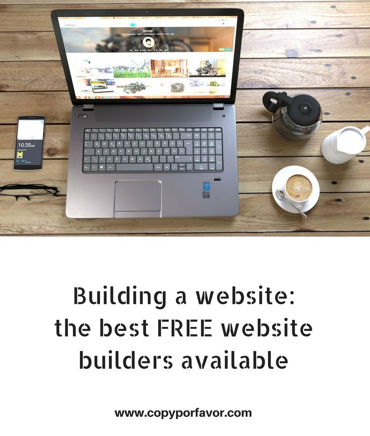 The best free website builders pros and cons for bloggers and small businesses