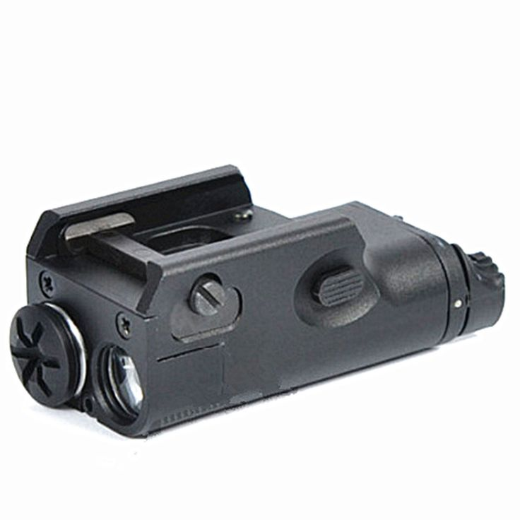 SPIRIT TACTICAL SF XC1 Pistol MINI Light Gun LED Tactical Weapon Light Airsoft Military Hunting Flashlight For GLOCK Accessories #Affiliate