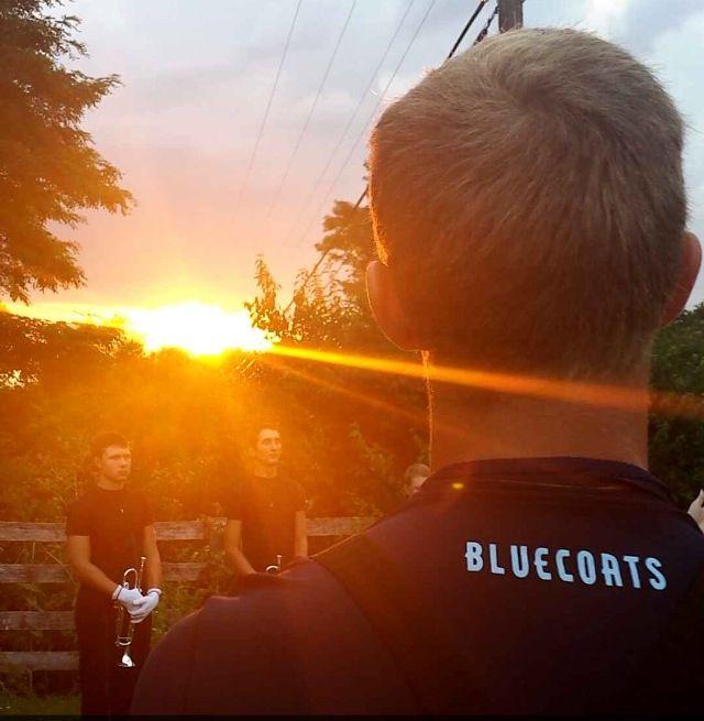 Bluecoats 2014