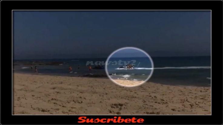 Los Inmigrantes Ahora Llegan en Motos Acuáticas a las costas de España