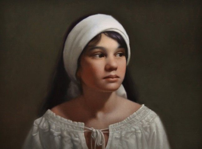 David Gray Classical Realism Oil Paintings - new-available-work
