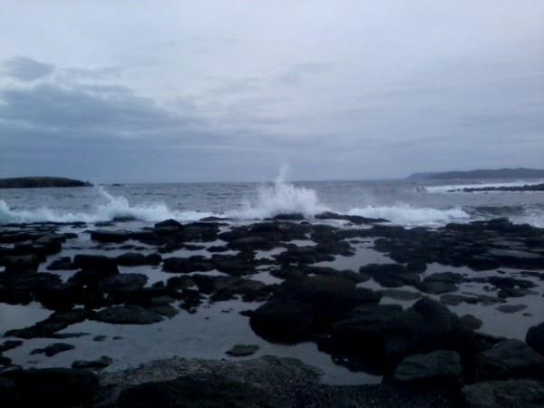 picture taken in Raufarhofn,Iceland