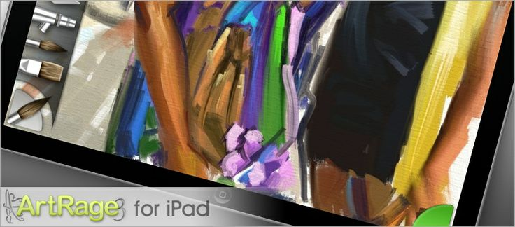 ArtRage for iPad on sale for $2.99.  This paint app is uncanny, why I'm getting a Sensu brush to go with it!: Ipad Paintings, Art App, Art Ipad, App Reci, Paintings Software, Ipad App, Creative Paintings App, Sensu Brushes, Intuitive Paintings