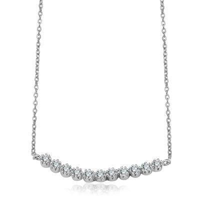Srebrny Naszyjnik Unique, 119 PLN, www.YES.pl/50865-unique-srebrny-naszyjnik-AB-S-000-000-ANCT007 #jewellery #silver #BizuteriaYES #shoponline #accesories #pretty #style