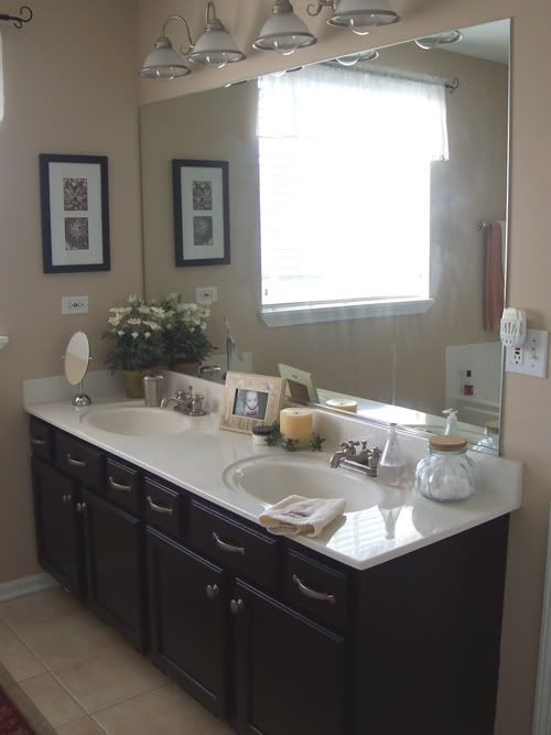 bathrooms with black cabinets black bathroom cabinets w walls decorating 11898