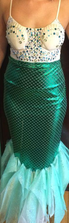 Das Meerjungfrauenkostüm!