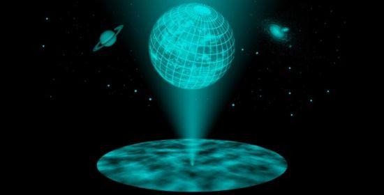A+hologramot+leginkább+a+sci-fikből+ismerjük+a+Supermantől+az+Űrszekerekig.+Hozzászoktunk+emberek,+űrhajók,+mindenféle+földönkívüli+hologramjához,+de+azt+nem+tudtuk+volna+elképzelni,+hogy+a+világegyetem+is+egyetlen+hatalmas+hologram.+Pedig+erre+a+feltételezésre+jutott+újabban+egy…