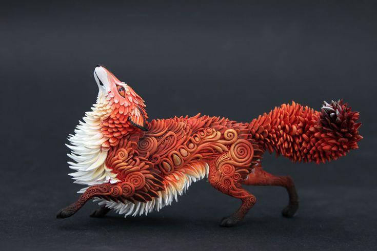 Fox fox fox =) by hontor on DeviantArt
